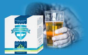 AlcoStopex navod na pouzitie, účinky