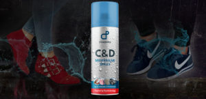 C&D - Waterproof Membrane Spray sprej - navod na pouzitie, aplikacia