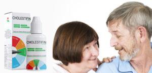 Cholestifin kvapky - navod na pouzitie, účinky