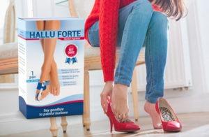 Hallu Forte3 - navod na pouzitie, účinky