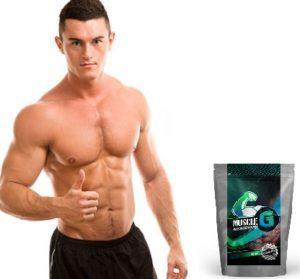 MuscleG navod na pouzitie, zlozenie, účinky