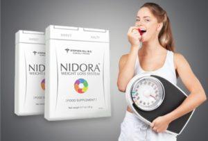 Nidora weight loss supplement - navod na pouzitie, účinky, na chudnutie, ako pouzivat