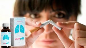 Nikotinoff navod na pouzitie, účinky