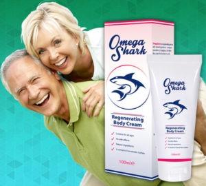 OmegaShark krem - návod na použitie, užívanie, účinky