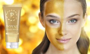 Royal Gold Mask navod na pouzitie, účinky