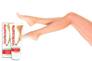 Varikosette krém - navod na pouzitie, účinky