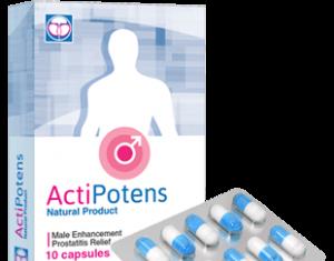 ActiPotens aktuálne informácie 2018, recenzie, forum, cena, capsules, lekaren, heureka? Objednat - original