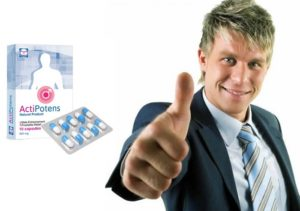 Actipotens kapsule - návod na použitie, užívanie, účinky