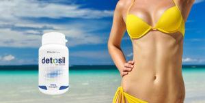Detosil Slimming kapsule - navod na pouzitie, účinky