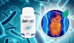 Detosil capsules - zloženie, účinky?