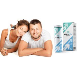 Xtrazex navod na použitie, užívanie, účinky