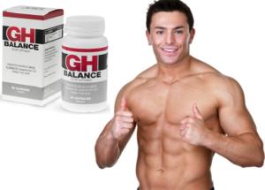 GH Balance kapsule - zloženie, účinky