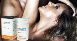Maxatin kapsule, zloženie - účinky?