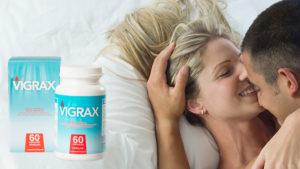 Vigrax capsules, zloženie - účinky?