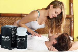 Zytax capsules, zloženie - účinky?
