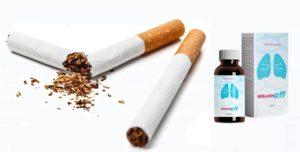 Nikotinoff drops, съставът - как да използвате?