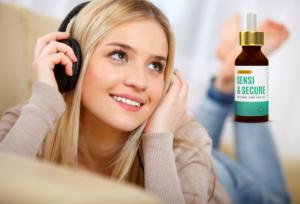 Auresoil sensi & secure natural care ear oil, sestavo - test