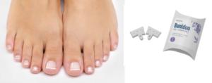 Buniduo Gel Comfort силиконов разделител за пръсти, как да го използвате, как работи, странични ефекти