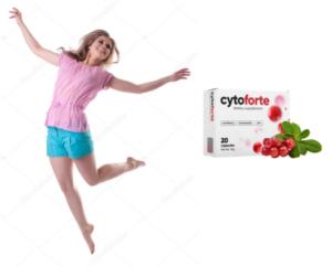 Cyto Forte капсули, съставки, как да го приемате, как работи, странични ефекти
