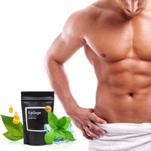 Epilage Men восък, съставки, как да кандидатствате, как работи, странични ефекти