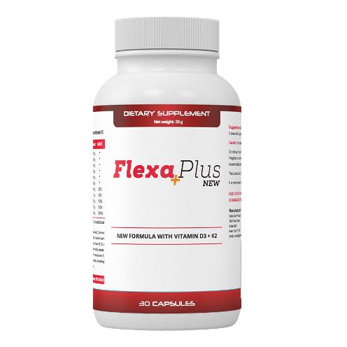 Flexa Plus New Posodobljeni vodnik 2019, mnenje, forum, kapsula, sestavin - stranski učinki, cena, Slovenija - naročilo