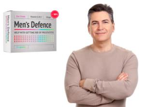 Men's Defence kapsuly, prísady, ako ju vziať, ako to funguje, vedľajšie účinky