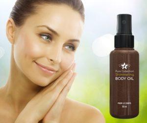 Pure Shimmering Body масло, съставки, как да кандидатствате, как работи, странични ефекти