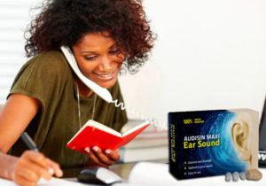Audisin Maxi Ear Sound naslúchadlo, ako ju použiť, ako to funguje , vedľajšie účinky
