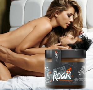 MaxRoar крем, съставки, как да нанесете, как работи, странични ефекти