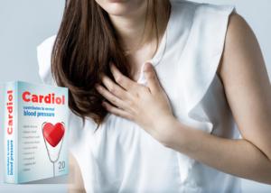 Cardiol kapsuly, prísady, ako ju vziať, ako to funguje, vedľajšie účinky