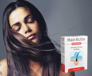 HairActiv kapsuly, prísady, ako ju vziať, ako to funguje, vedľajšie účinky