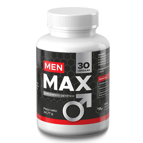 MenMax kapsuly - prísady, recenzie, skusenosti, dávkovanie, forum, cena, kde kúpiť, výrobca - Slovensko